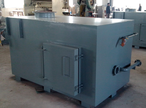 100kg capacity incinerator manufacturer in china