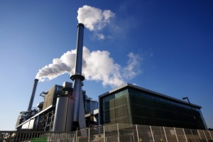 Residents were protesting waste incinerators without proper emission filters.