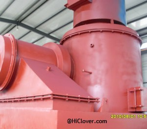 6-8 ton per hour capacity trash burner