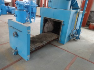 animal crematory equipment