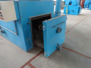 dog crematory equipment