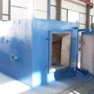 500 kgs incinerators