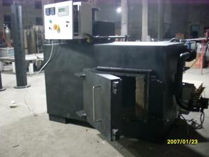 small scale incinerator